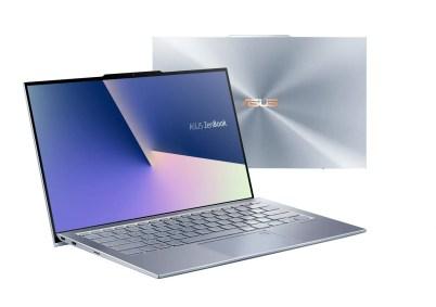 CES2019 ASUS ZenBook S13 UX392 - 01