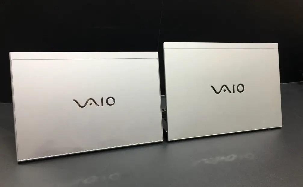 Computex 2018 Vaio S11 S13 laptops Featured