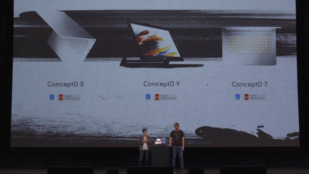 Acer Announces ConceptD as Dedicated Brand for Creators 1