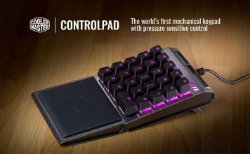 Cooler Master ControlPad Kickstarter Featured