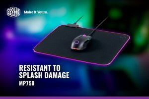 Cooler Master MP750 Soft RGB Mousepad Featured