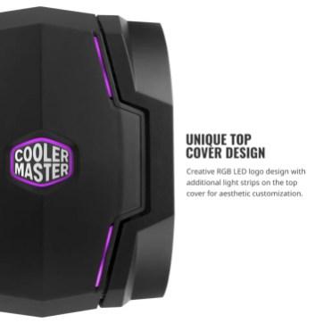 Cooler Master MasterAir MA610P RGB CPU Cooler (2)