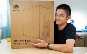 Cooler Master MasterBox K501L