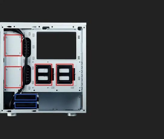 Corsair Carbide Series 275R Tempered Glass (2)
