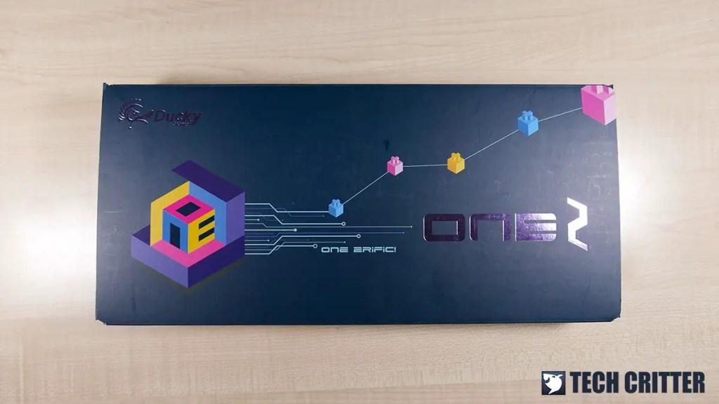 Ducky One 2 RGB TKL RGB LED Double Shot PBT Mechanical Keyboard (1)
