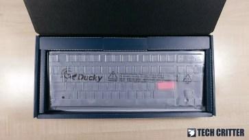 Ducky One 2 RGB TKL RGB LED Double Shot PBT Mechanical Keyboard (3)