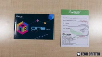 Ducky One 2 RGB TKL RGB LED Double Shot PBT Mechanical Keyboard (4)