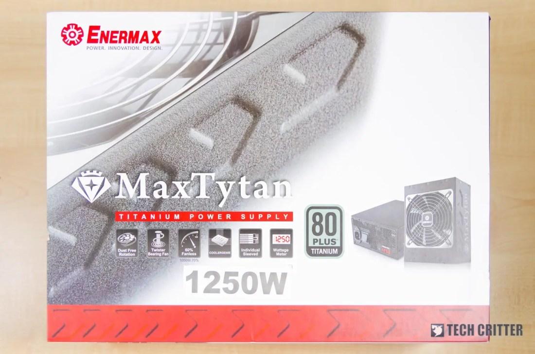 Enermax MaxTytan 1250W (2)