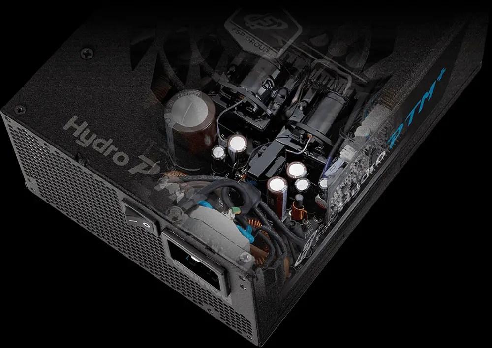 FSP Hydro PTM+ 1200W Liquid Cooled Power Supply (2)