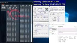 G.SKILL DDR4 32GB Module 256gb 3200mhz c16 on X299