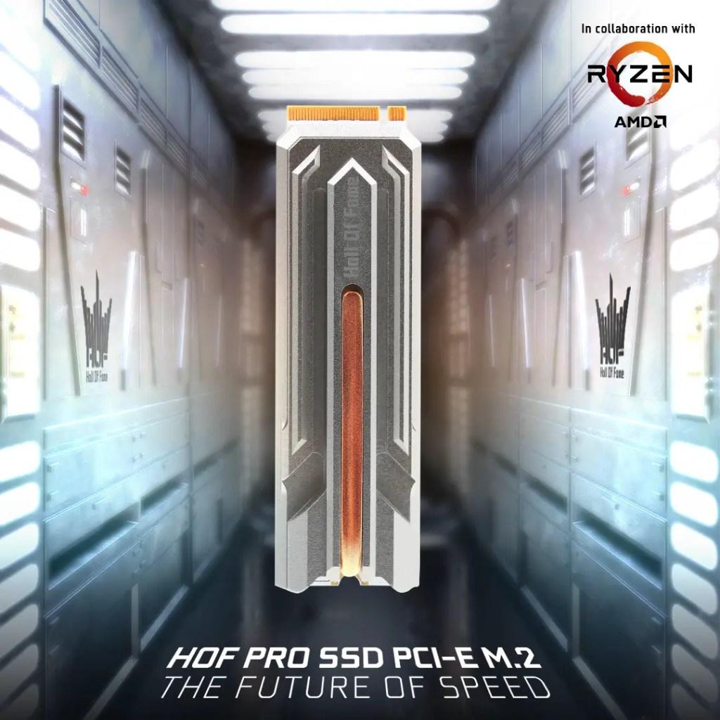 GALX HOF PRO M.2 SSD PCIe 4.0