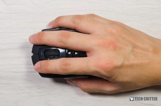 GAMDIAS Hades M1 Wireless Gaming Mouse