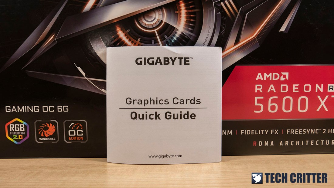 GIGABYTE Radeon RX 5600 XT Gaming OC 6G_2