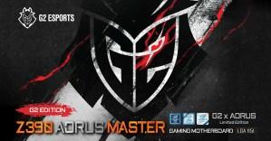 GIGABYTE Z390 AORUS MASTER G2 Edition Featured