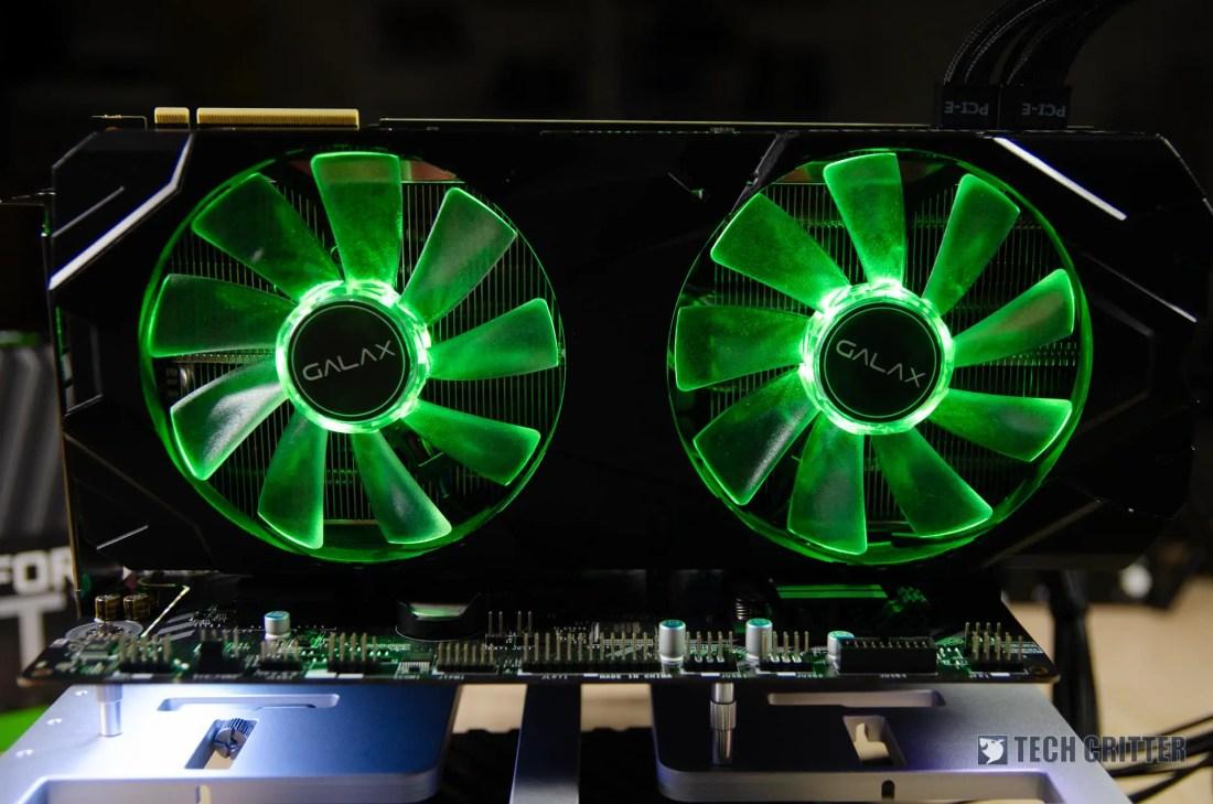 Galax GeForce RTX 2080 EX - 15