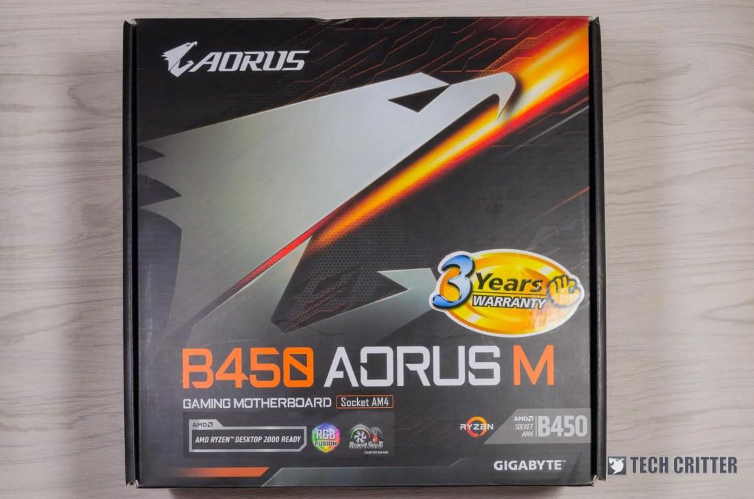 Gigabyte B450 AORUS M (3)