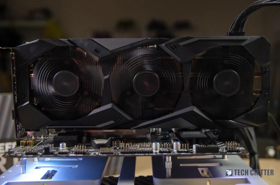 Gigabyte GeForce RTX 2060 Gaming OC Pro - 13