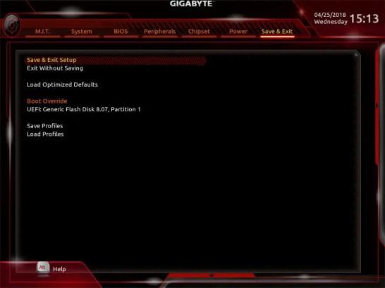 Gigabyte H370 AORUS Gaming 3 UEFI BIOS (7)
