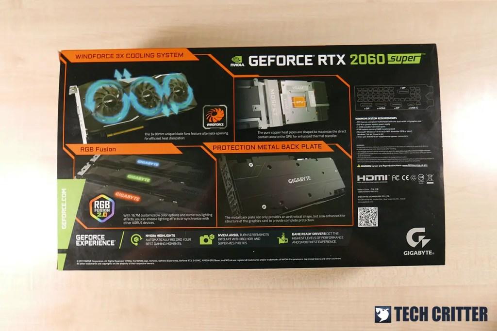 Gigabyte RTX 2060 Super (2)
