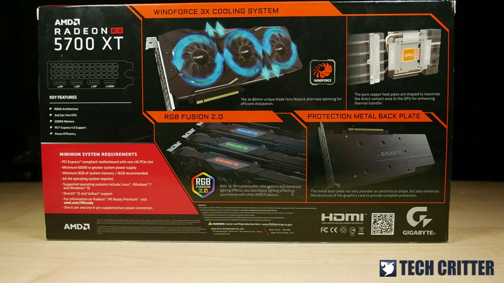 Gigabyte Radeon RX 5700 XT (2)