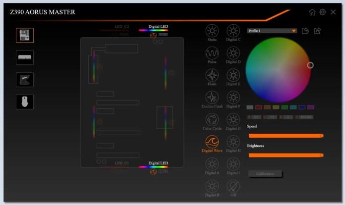 Gigabyte Z390 AORUS Master Performance Review