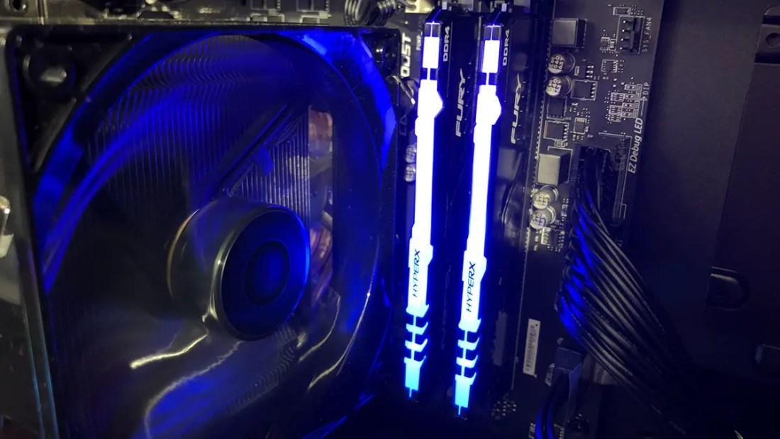HyperX Fury DDR4 RGB (2)