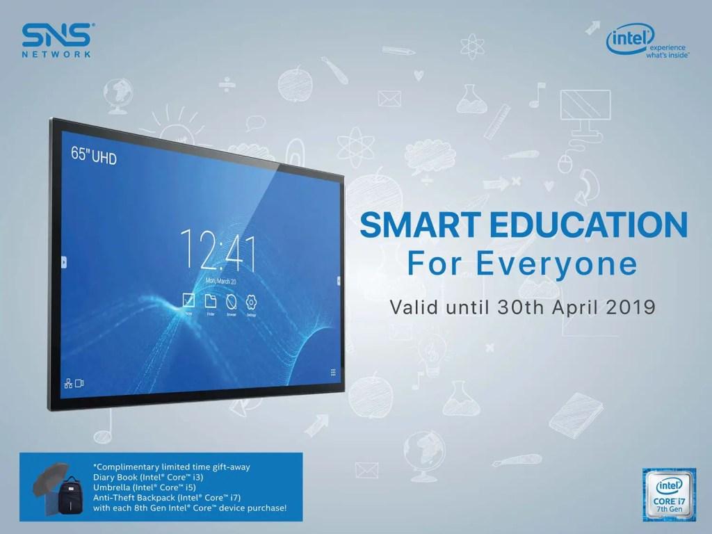 JOI smartboard