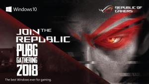 Join the Republic PUBG Gathering 2018
