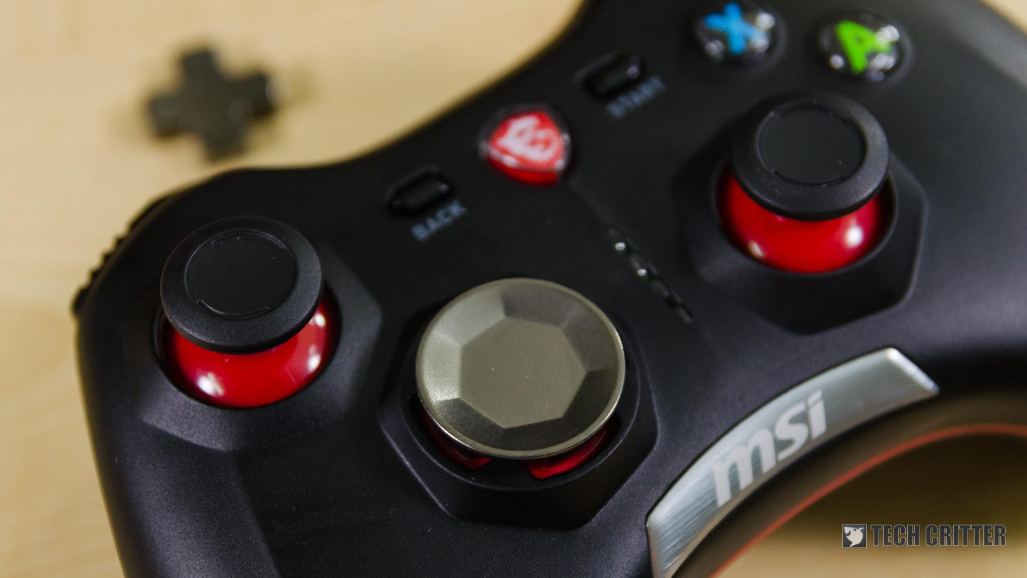 Review - MSI FORCE GC30 Wireless Gamepad