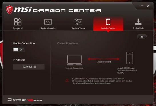 MSI GE63VR Dragon Center (04)