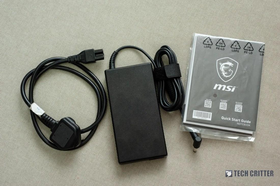 MSI GF63 8RC