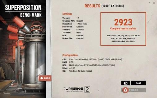 MSI GF65 Thin 9SD SUPERPOSITION