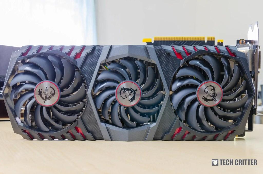 MSI GeForce GTX 1080 Ti Gaming X Trio (4)