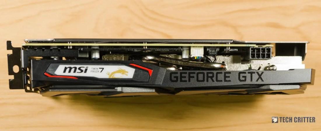 MSI GeForce GTX 1660 Ti Gaming X 6G (13)