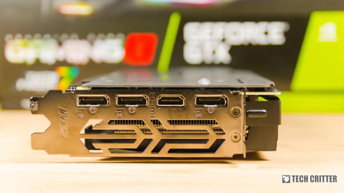 MSI GeForce GTX 1660 Ti Gaming X 6G (23)