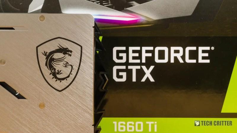 Review: MSI GeForce GTX 1660 Ti Gaming X 6G Graphics Card