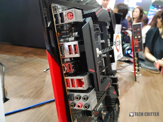 MSI X570 Motherboards - 14