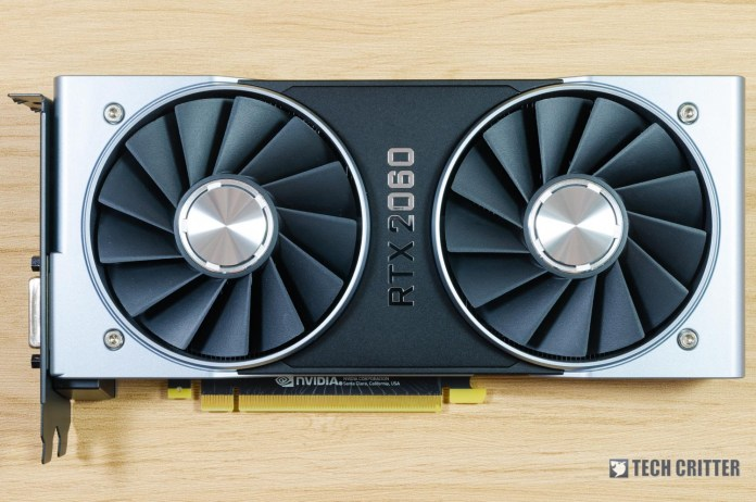 NVIDIA GeForce RTX 2060 Founders Edition (15)