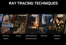 NVIDIA Ray Tracing On GeForce GTX graphics cards (1)