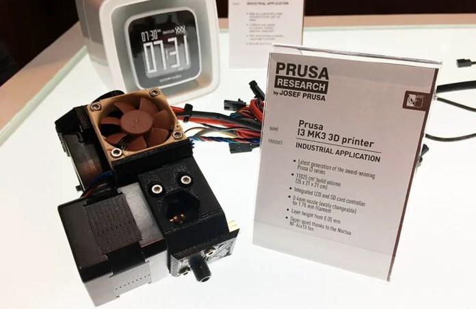 Noctua NF-A4x10 NF-A4x10 FLX Prusa i3 MK3 3D printer