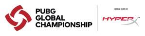 PUBG Global Championship HyperX Official Sponsor