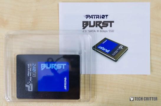 Patriot Burst SSD (3)