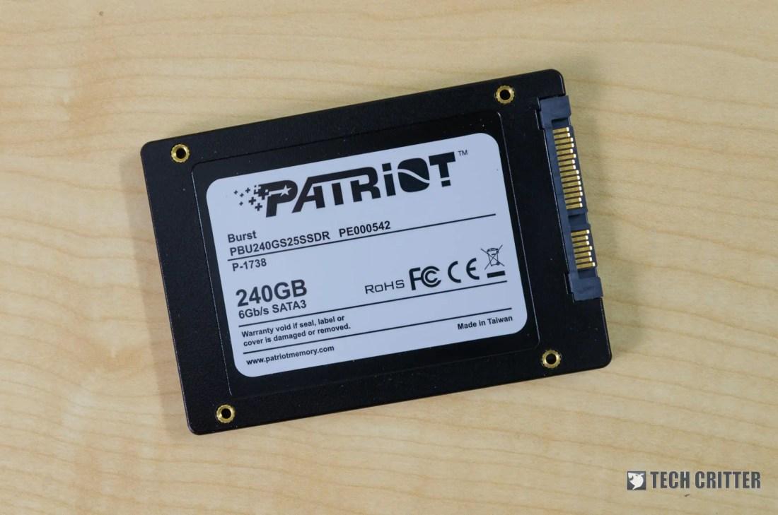 Patriot Burst SSD (6)