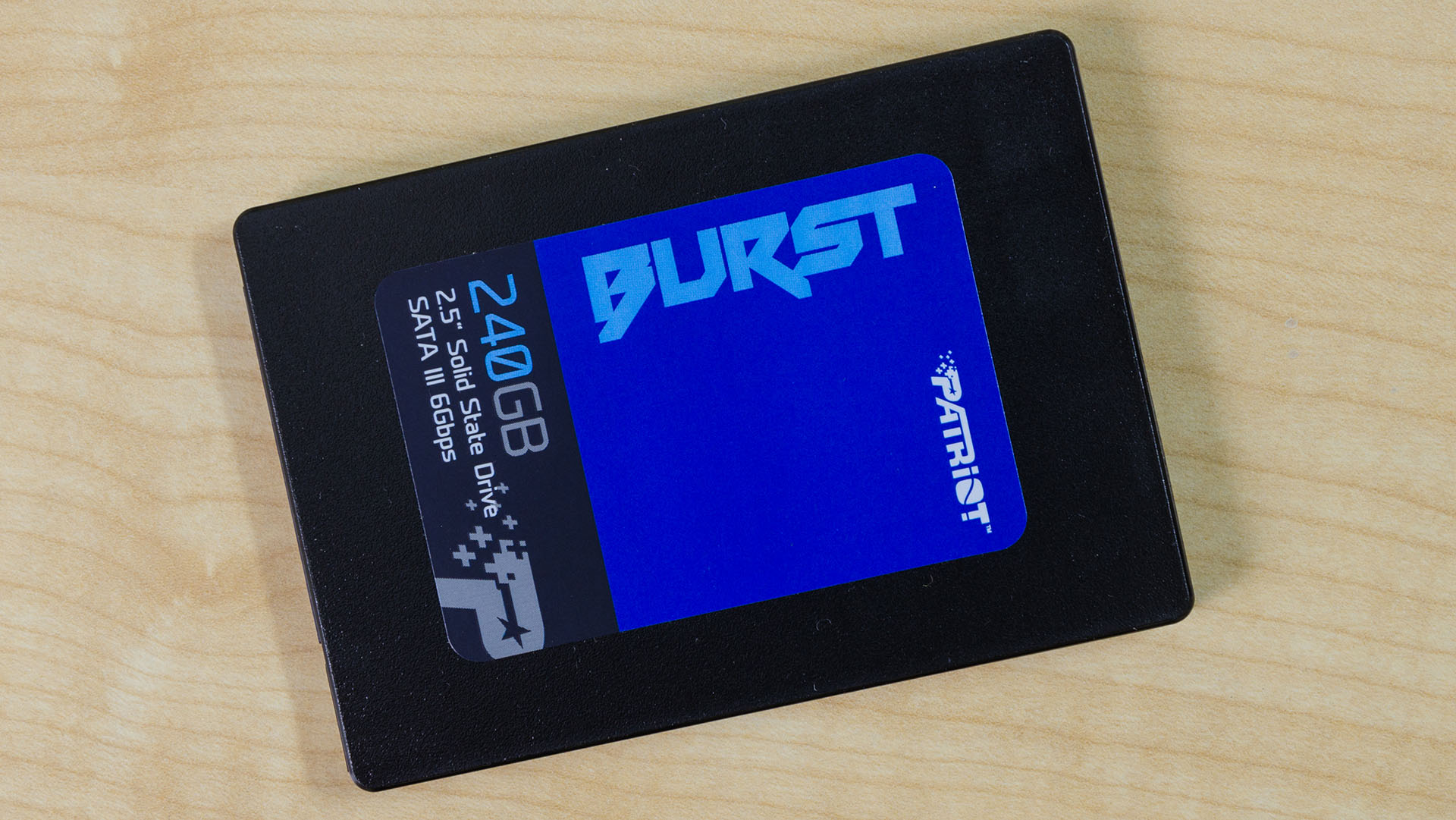 Review - Patriot Burst 240GB SATA III SSD