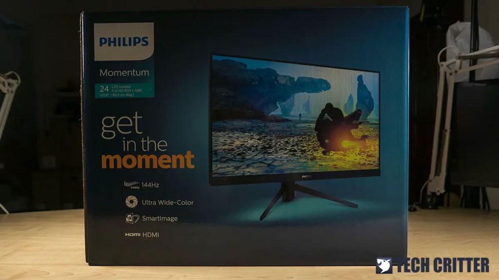 Philips 242M8 144Hz IPS Monitor