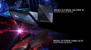 ROG GL504 Series