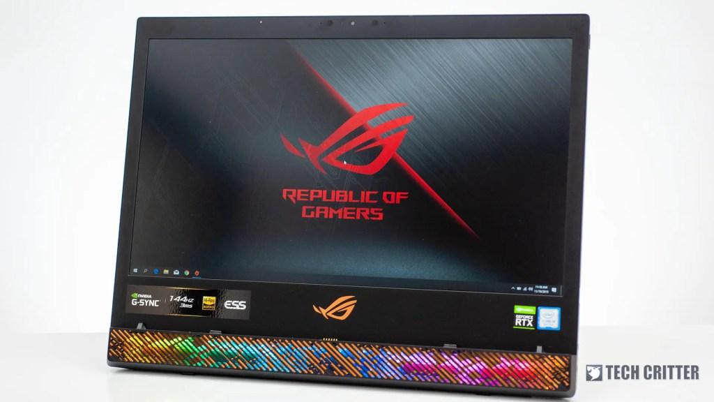 Review - ROG Mothership GZ700 (i9-9980HK, RTX 2080, 64GB DDR4-2666, 1.5TB RAID 0 SSD) 25