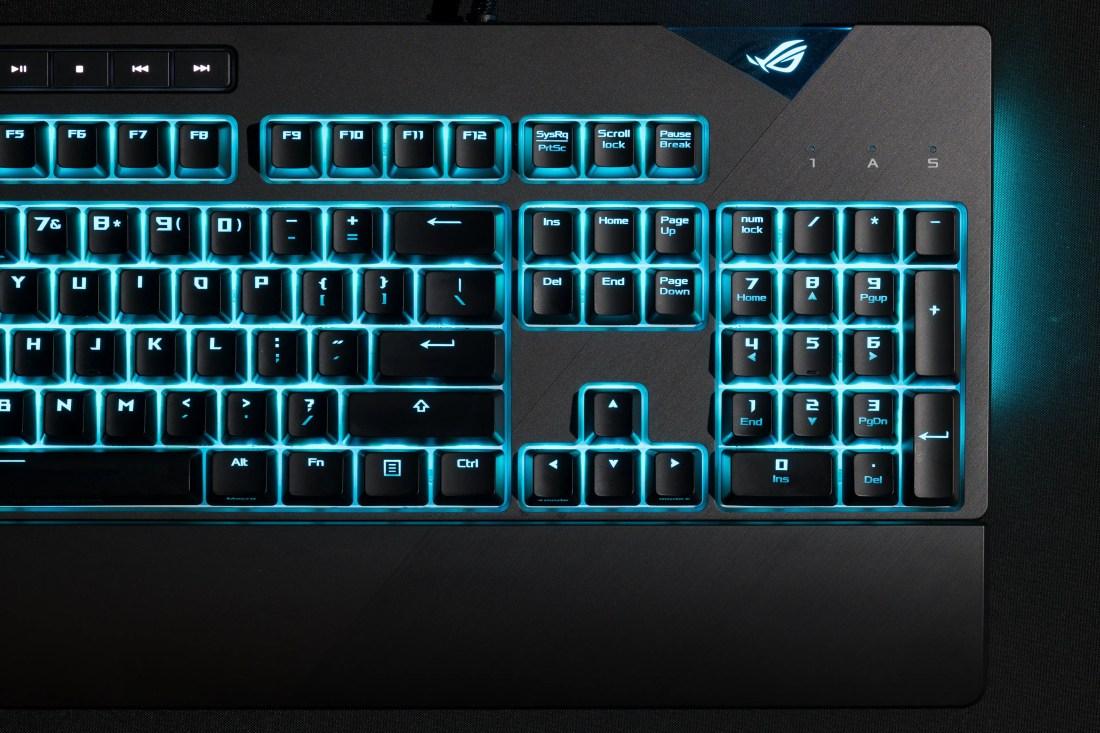 ROG Strix Flare RGB Mechanical Keyboard Gaming (2)