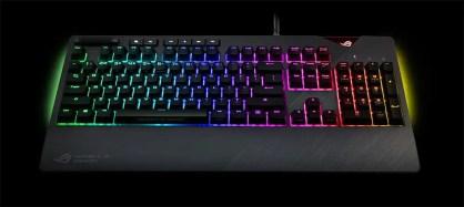 ROG Strix Flare RGB Mechanical Keyboard Gaming (6)