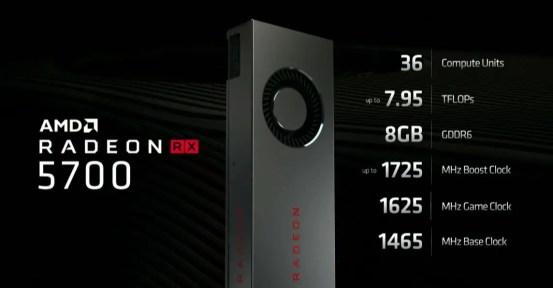 Radeon RX 5000 Series 5700 (1)